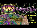 ⚜ EASY ⚜ MARDI GRAS 👑 KING CAKE 👑 (and a SPECIAL🐣SHOUTOUT!) Geeky Goodies - Episode 11
