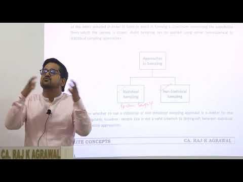 Audit Sampling By CA Raj K Agrawal