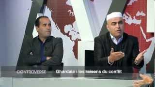 """""""Ghardaia, les raisons de la colère"""" Controverse avec Khaled Drareni 08/01/14"""