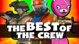 The BEST of The Crew! - Funny Moments Gaming Montage! (Part 16)