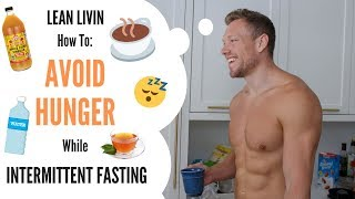 HOW TO AVOID HUNGER WHILE FASTING | FASTING TIPS FOR HUNGER