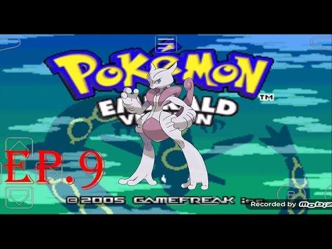 Pokemon Super Mega Emerald EP.9 ร่างเมก้าตัวแรก !! - Story Universe
