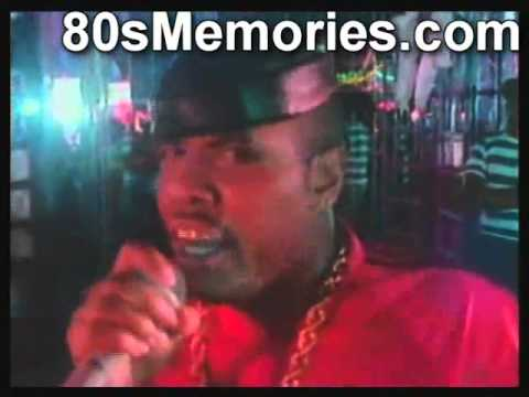 Comon Shake It - MC Shy D - 1980s hip hop and rap 80Memories.com