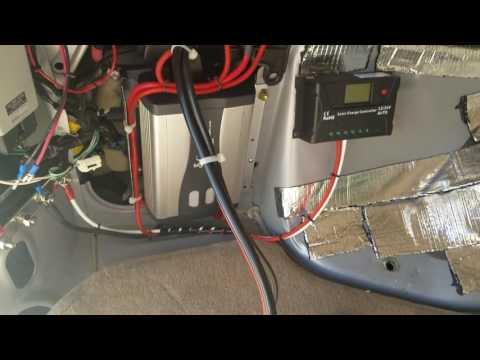 100 Series Land Cruiser Electrical Walkthrough Part 1