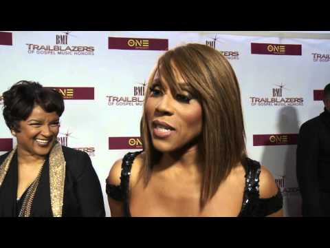 Deborah Cox Interview - The 2016 BMI Trailblazers of Gospel Music Honors