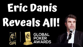 GPI's Eric Danis Reveals All on Revamped Global Poker Awards
