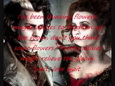 Sweeney Todd - Wait lyrics