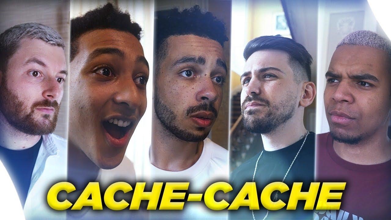 CACHE-CACHE GÉANT DANS UN CHÂTEAU (Feat JOYCA, Théodort, Hctuan et Linca)