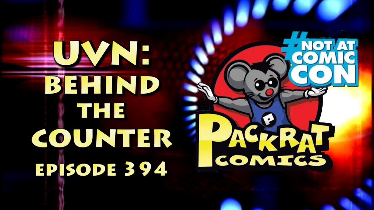 UVN: Behind the Counter 394