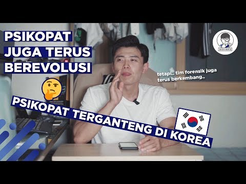 🗡️CERITA PSIKOPAT TERGANTENG👨 DI KOREA.. (❗ADA FOTONYA❕)