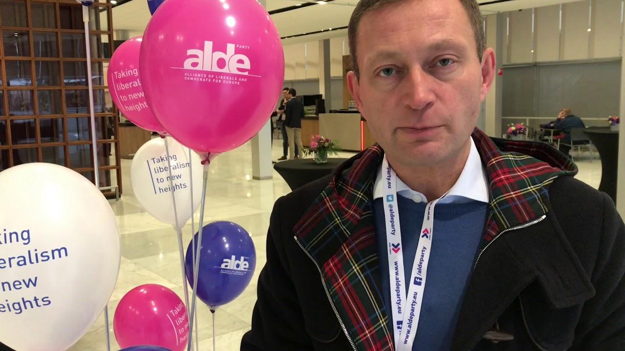 Paweł Rabiej o Kongresie ALDE