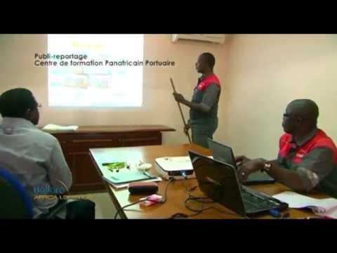 Publi-reportage Bolloré Africa Logistique: Centre de Formation Panafricain Portuaire