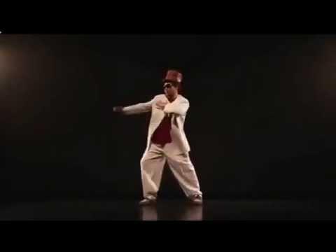 Удивительные способности японского танцора. Оч. прикольно