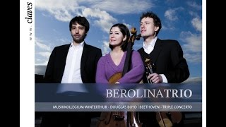 Berolina Trio - Beethoven: Concerto for Violin, Cello & Piano in C Major / 01