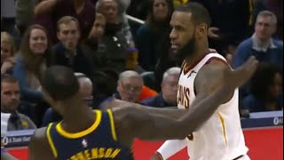 Lance Stephenson vs LeBron James Career Moments