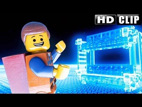 La LEGO Película Clip 2014 Español