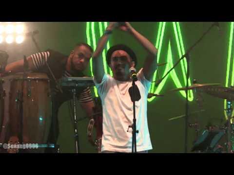Glenn Fredly - Rame-Rame @ Synchronize Fest 2016 [HD]