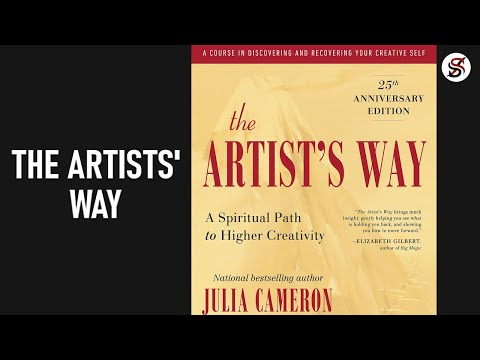 The Artist's Way | 5 Key Points | Julia Cameron | Animated Book summary