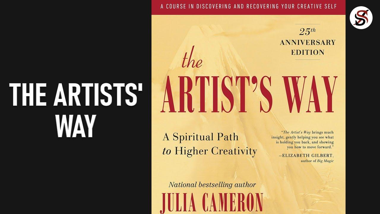 The Artist's Way | 5 Key Points | Julia Cameron | Animated Book summary