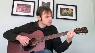 """""""As Time Goes By"""" fingerstyle guitar (plus an announcement)"""