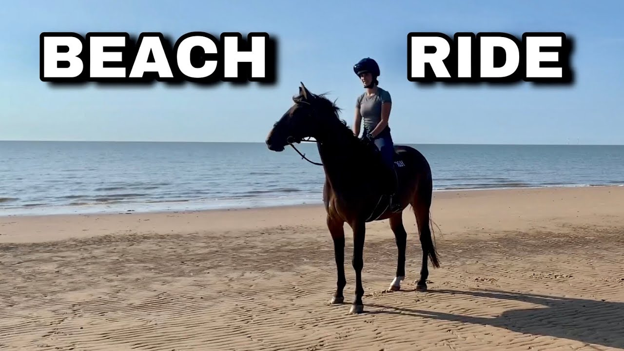 Early Morning Beach Ride // Vlog #30