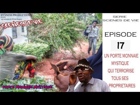 """LE PORTE MONNAIE MYSTIQUE """" SCENES DE VIE """" épisode 17"""