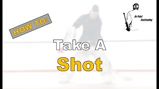 How To Shoot The Puck - On Point Goaltending