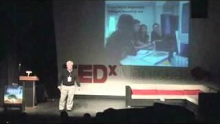 TEDxManitoba - Les Foltos - Peer Coaching -- 21st Century Teacher Skills