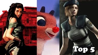 """Top 5 Games That Begin With the Letter """"R"""""""
