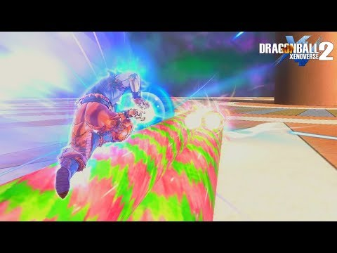 Best Ultra Instinct Goku Skillset and Transformation - Dragon Ball Xenoverse 2 Mods