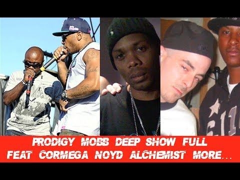 Prodigy Of Mobb Deep: UNCUT 1HR Performance with Cormega, Big Noyd, Havoc, Infamous Mobb and More.