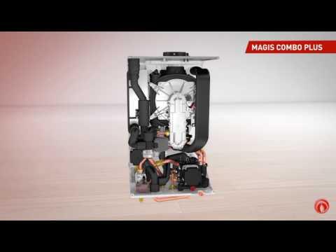 Magis Combo Plus Hibrit Isı Pompası