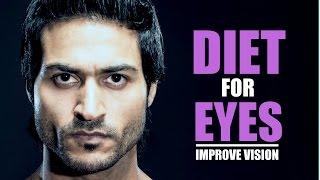 Nutrition Plan to Improve EYE SIGHT or VISION | Plan by Guru Mann