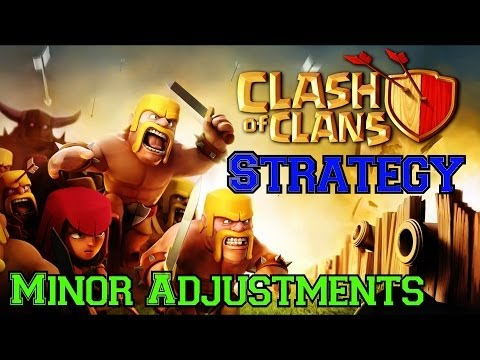 Clash Of Clans: Making Minor Adjustments To Find What Works, Both Offensive & Defensive