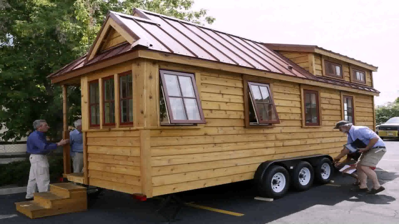 Tiny House Floor Plans Pdf Youtube