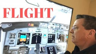 Flight Simulators vs Actual Aircraft Student Training