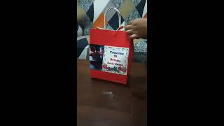 Unboxing Goodie Bags, Kevin 10th Birthday (De'Ideal Project)