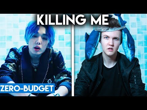 K-POP WITH ZERO BUDGET! (iKON - KILLING ME)