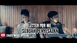 Letter For Me-Sebuah Penyesalan(Rahadi Nata Ft.Roni Hidayat Cover Gitar Akustik)