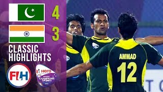 India vs Pakistan | Men's Hockey Champions Trophy 2014 | Classic Highlights