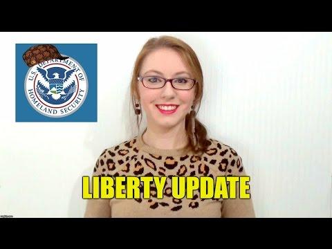 "Liberty Update Ep 13: TSA Stops Bear Attack, DHS Hacks State Election, & FB to Censor ""Fake News"""