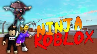 vuclip PERTEMPURAN PARA NINJA ROBLOX!! 😎 - Roblox Super Power Training Simulator