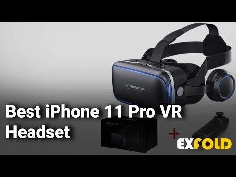 Best Iphone 11 Pro Vr Headset Complete List With Features Details 2019 Youtube