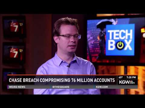 JPMorgan Chase Data Breach - Ken Westin Interview