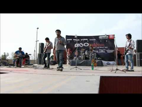 Swastik The Band Live at Algo 12 - Vande Matram