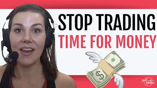 Stop Trading Time For Money: 3 Ways to Start Creating Passive Income | Rachel Ngom