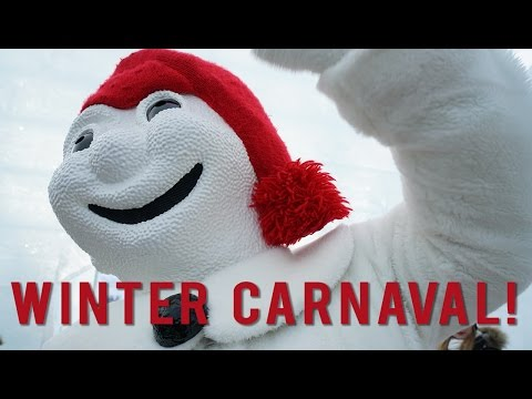 THE BEST OF WINTER CARNAVAL in QUEBEC CITY!
