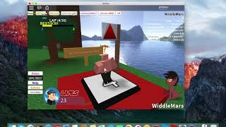Roblox Super Checkpoint Gameplay! (Sorry if the video is bad)