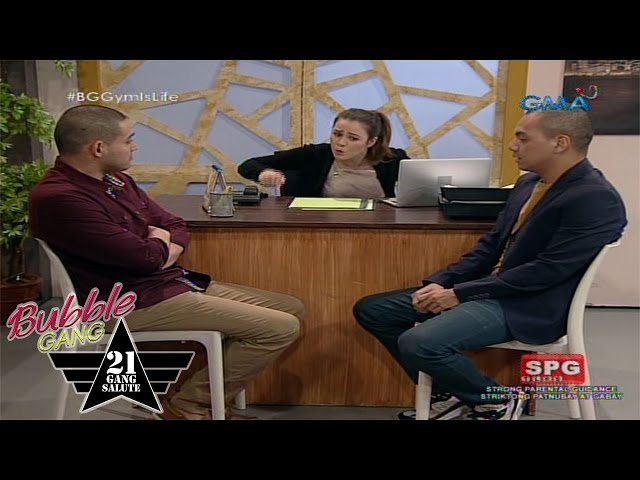 Bubble Gang: The fired duo