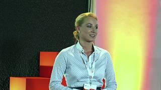 Blockchain: how disruptive technologies change the world today | Antonina Skrypnyk | TEDxUCU